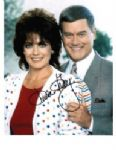 Linda  Gray star of Dallas hand signed autograph
